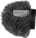 Rycote 033012 5cm 19-22mm Standard Hole Classic Softie Microphone Windshield