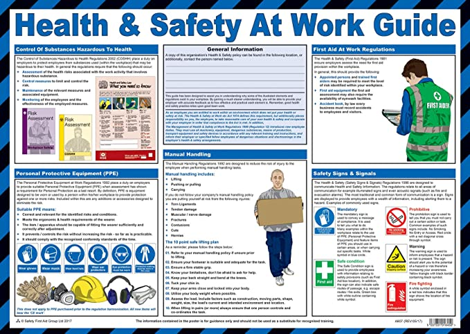 health and safety control equipment