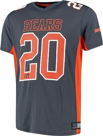 Majestic NFL MORO Polymesh Jersey Shirt Chicago Bears