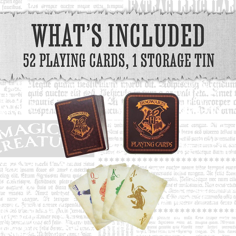 Paladone- Harry Potter Juego de Cartas, Multicolor (PP4258HP)