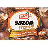 Badia Sazon Tropical Seasoning with Coriander and Annatto 3.52 oz(Pack of 2)