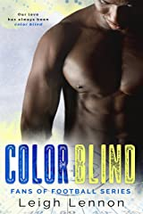 Color Blind (Fans of Football Book 1) Kindle Edition