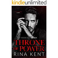 Throne of Power: An Arranged Marriage Mafia Romance (Throne Duet Book 1) (English Edition)