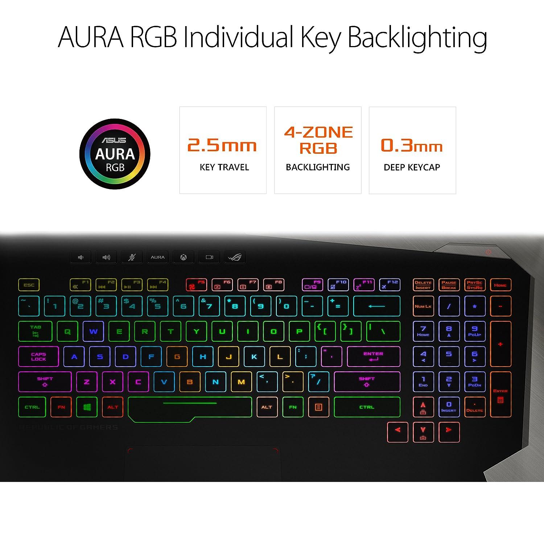 "Mua sản phẩm ASUS ROG G703VI Gaming Laptop, 17 3"" 144Hz G-SYNC"