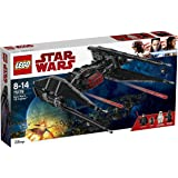 LEGO Kylo Ren's TIE Fighter™ Play set