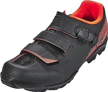 Zapatillas ME3 SHIMANO RojoNegro Wide SH del Hombre Talla T5BEw