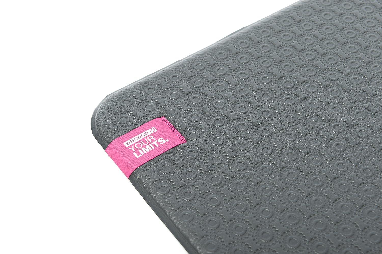 ESCAPE Gymnastikmatte Corematte - Colchoneta de Yoga (10 mm, Anti Deslizante)