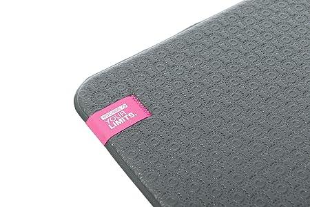 Amazon.com: Escape Fitness Core Tapis D exercice Gris ...