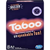 Hasbro C3892 Taboo Game (Amazon Exclusive)