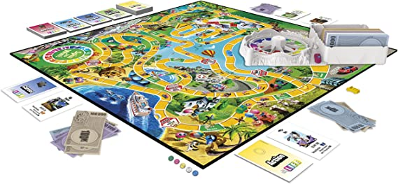 Hasbro Gaming The Game of Life: Amazon.es: Juguetes y juegos