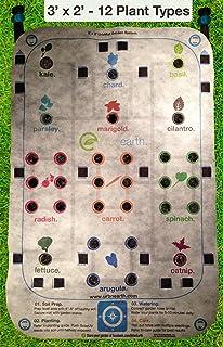 Amazoncom The Original Garden Mat for vegetable plants 2017