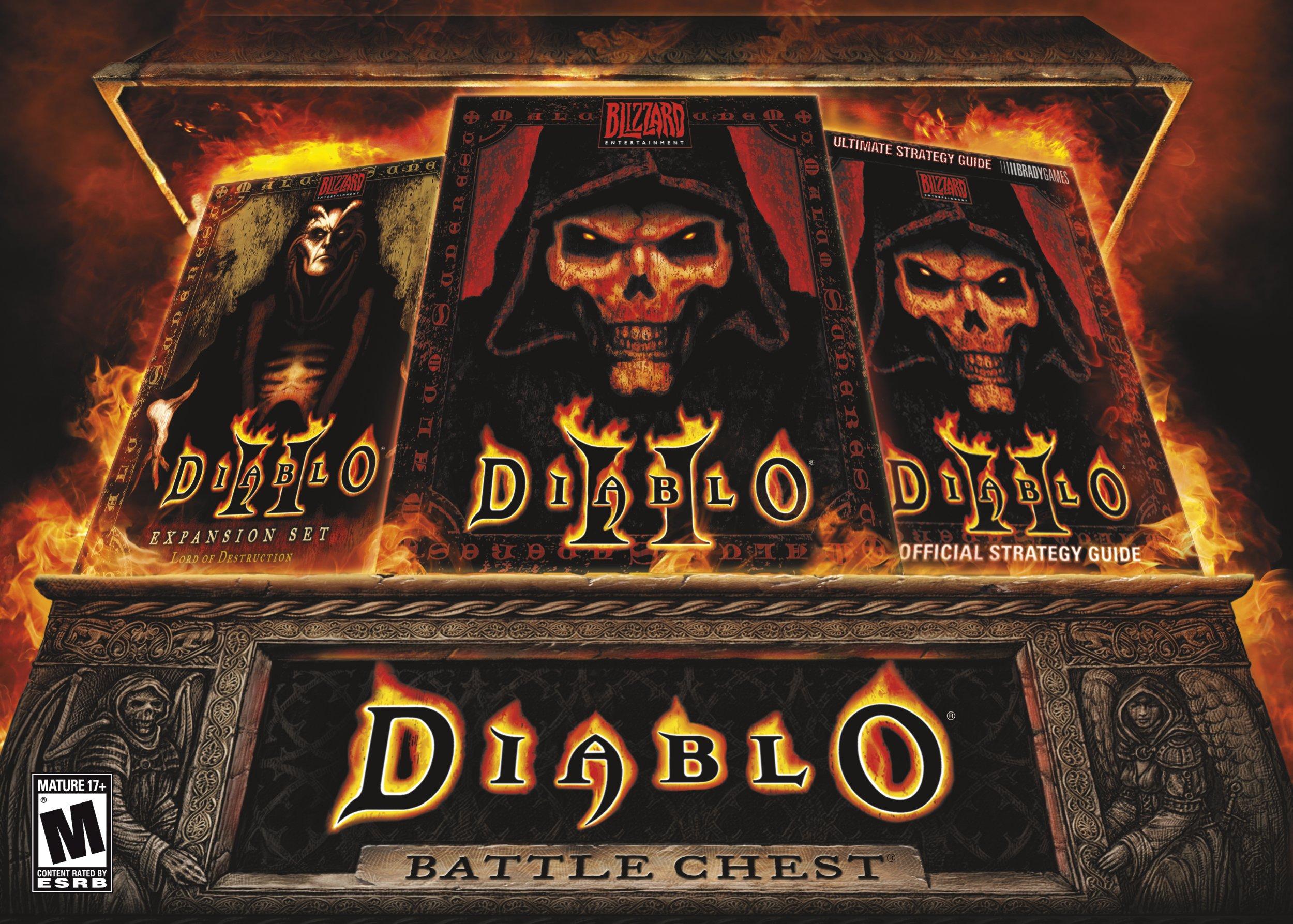 Diablo: Battle Chest by Blizzard Entertainment