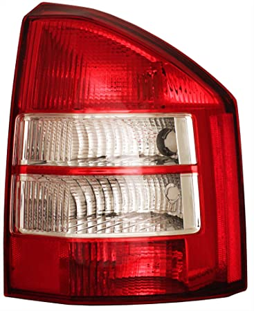US For Jeep Compass 2011-2014 LED Tail Light Right Rear Lamp Assembly Passenger