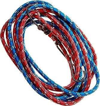 Gancio elastico in corda elastica con fibbia elastica