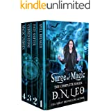 Surge of Magic: The Complete Volume (Elements of Magic Book 1)