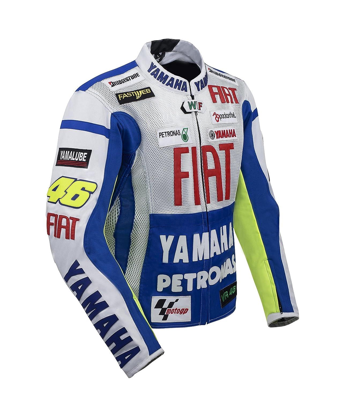 Rossi Yamaha Racing Chaqueta Textil ((XL (EU56)))