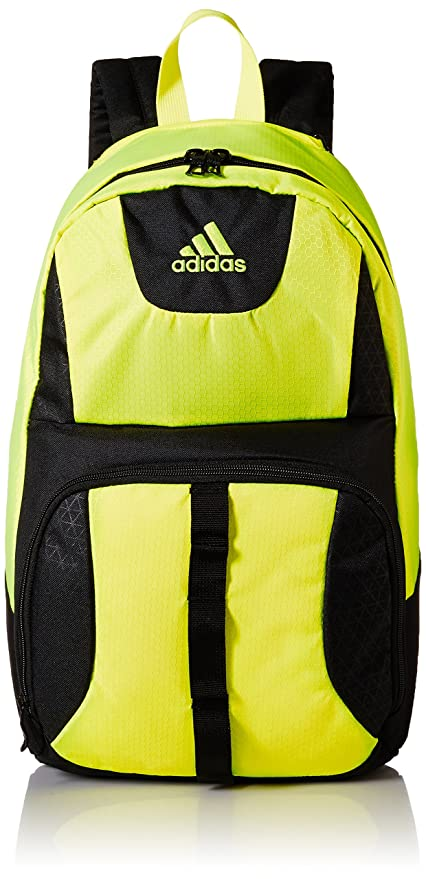 Amazon.com  adidas Reversible Academic Backpack Backpack Black Solar ... 75152a3339e05