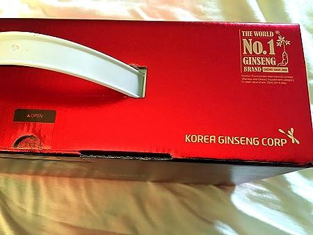 Hong Sam Won Korean Red Ginseng Drink – 50.7 Oz – Pouches Giftset
