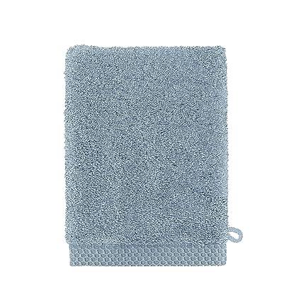Descamps Manopla de baño la mousseuse, Orage, 15 X 22 cm gant toilette