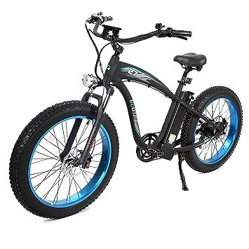 Amazon.com: ECOTRIC - Neumático de bicicleta eléctrica para ...