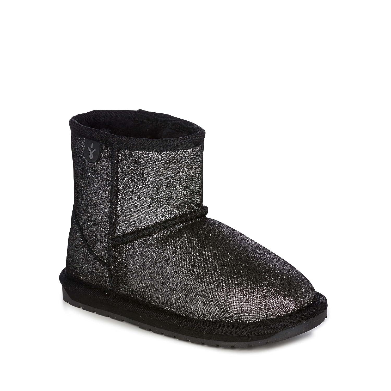 30a21022ddc30d Amazon.com   EMU Australia Kids Wallaby Mini Metallic Deluxe Wool Boots    Boots
