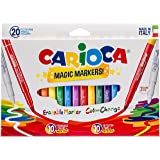 Carioca - Caja de 20 rotuladores (A911000SM)