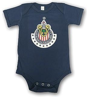 18439dcbb ESF Chivas de Guadalajara Baby Bodysuit Mameluco Jumpsuit Exclusive Design