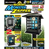 Bell+Howell 2344 Bug Zapper, Black