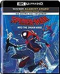 Spider-Man: Into The Spider-Verse [4K ULTRA HD + BLU-RAY + DIGITAL]
