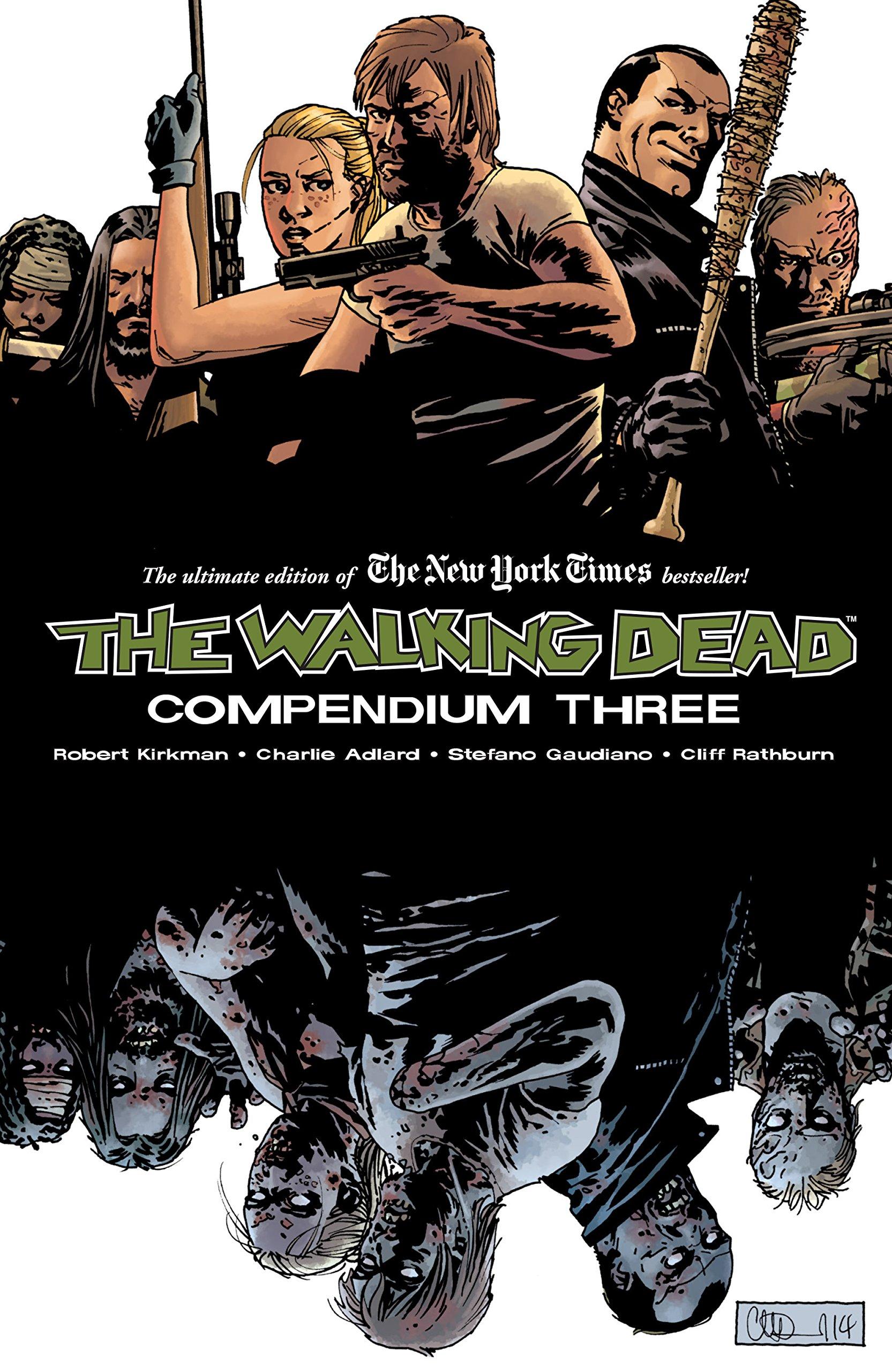The Walking Dead Compendium Vol. 3 (English Edition)