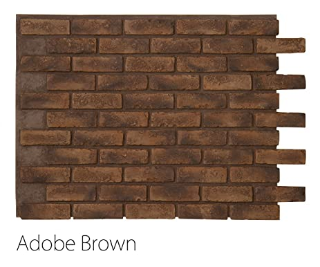 faux brick panels for walls indor outdoor paneling interior and