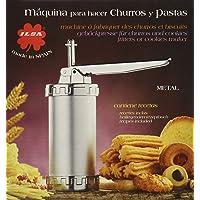 Ilsa 700 - Churro-apparaat, kleur: zilver