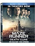 Maze Runner: Death Cure (Blu-ray + DVD + Digital)