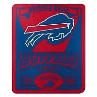 NFL impreso Corso con la manta de vellón