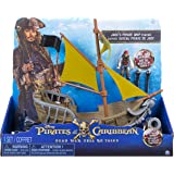 Pirate des Caraïbes  - 6036006 - Coffret Bateau Pirate de Jack Sparrow