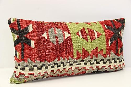 Incredible Amazon Com Throw Kilim Pillow Cover 10X20 Inch 25X50 Cm Inzonedesignstudio Interior Chair Design Inzonedesignstudiocom