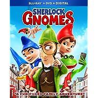 Sherlock Gnomes Blu-ray Deals