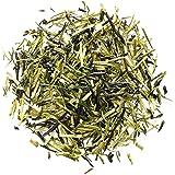 Kukicha Thé Vert Brindilles Japon - de haute gamme (Karigané) - Thé vert japonais en vrac de grande qualité – Originaire du Japon – Pauvre en caféine – Délicatement mélangé avec des feuilles de Sencha 100g