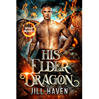 His Elder Dragon (Divine Dragons Book 1) (English Edition)