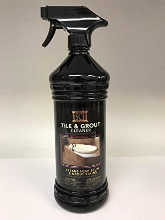 sci tile and grout cleaner 32oz