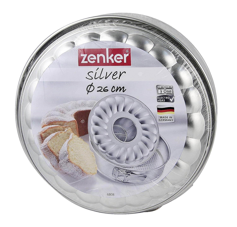 Zenker Molde Desmontable de 2 Fondos Centimeters