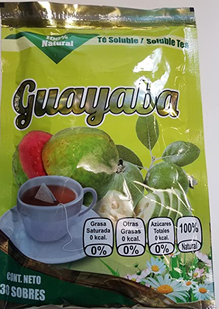 Guayaba Soluble 30 bag