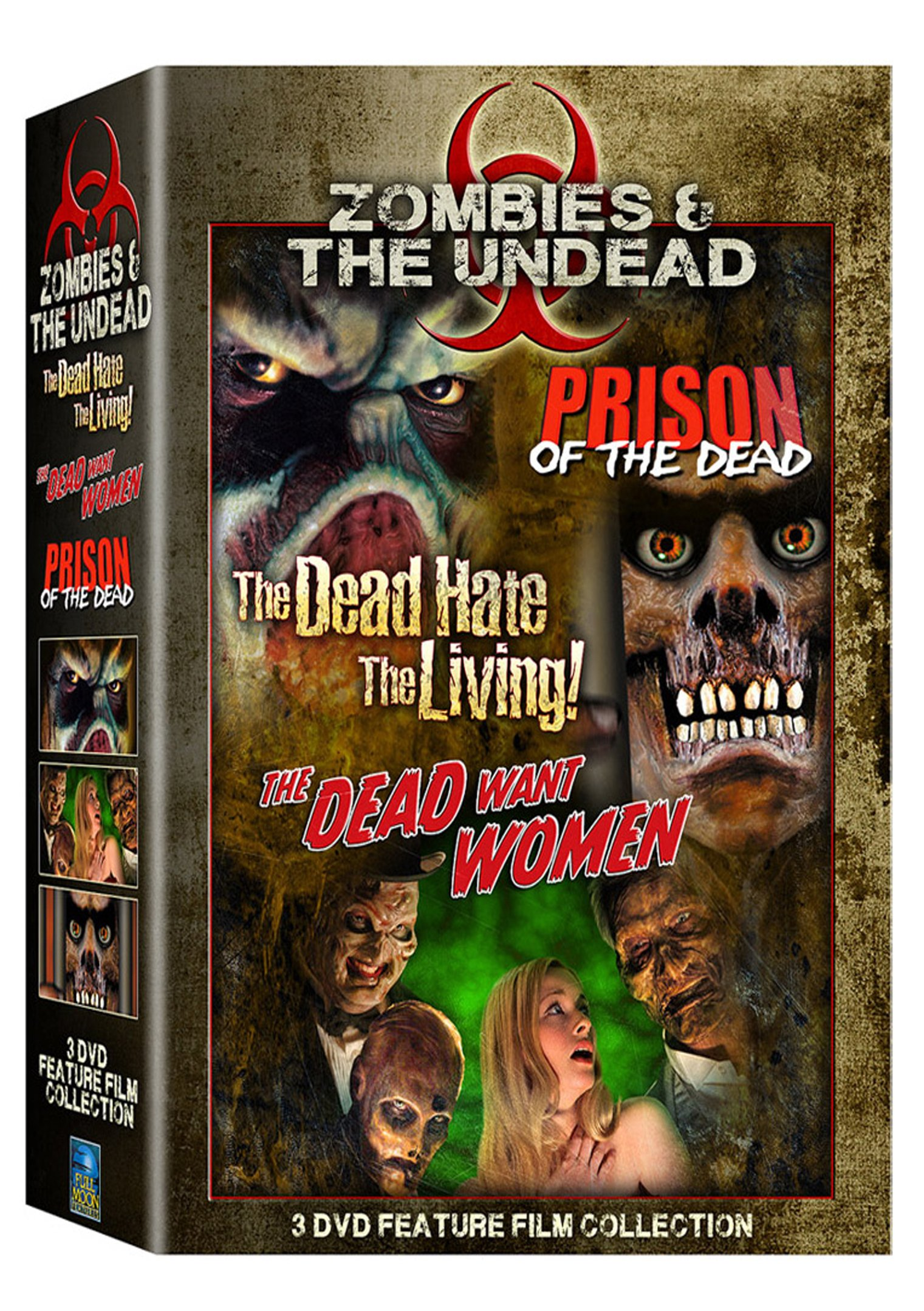 Zombies & The Undead Box Set