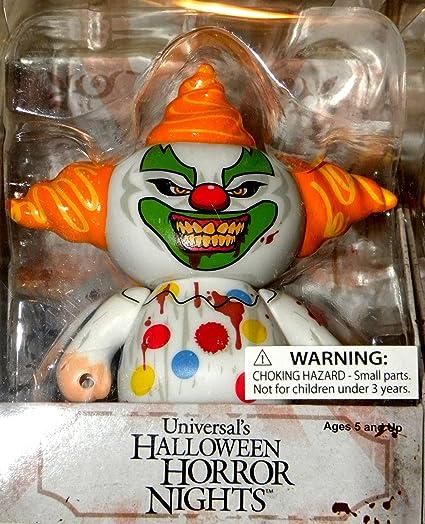 new universal studios florida halloween horror nights 23 2013 jack the clown vinyl figure le zombie