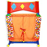 IQ Toys Table Top Puppet Theater Fold-able & Easy