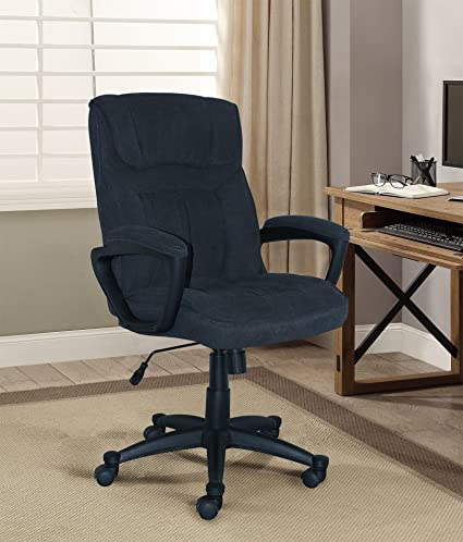 Serta Style Hannah I Office Chair Microfiber Black
