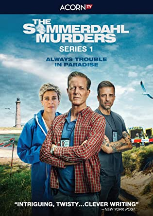 The Sommerdahl Murders, Series 1