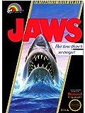 【NES】 JAWS/ジョーズ (海外版ファミコン)