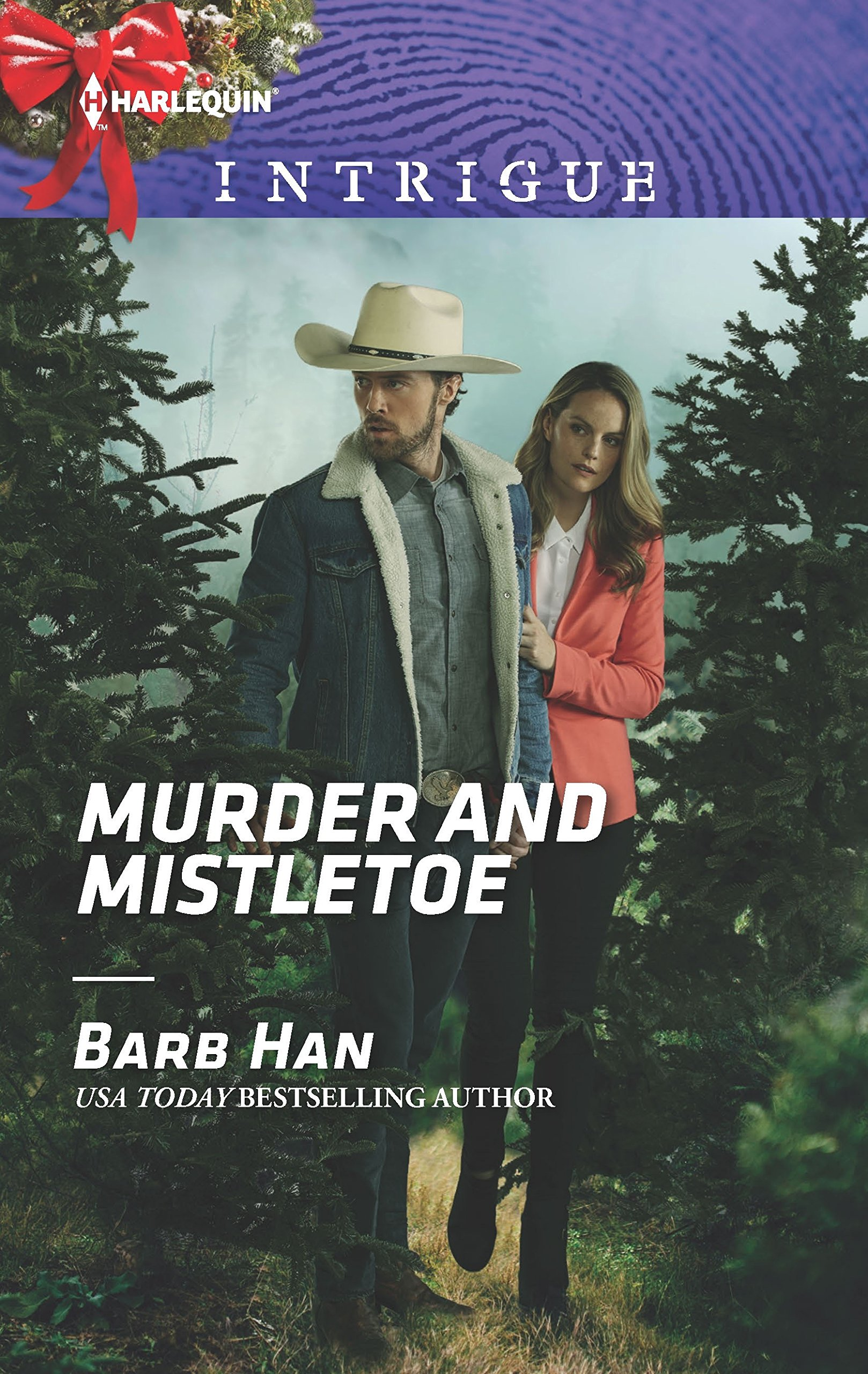 Murder and Mistletoe (Crisis: Cattle Barge) pdf