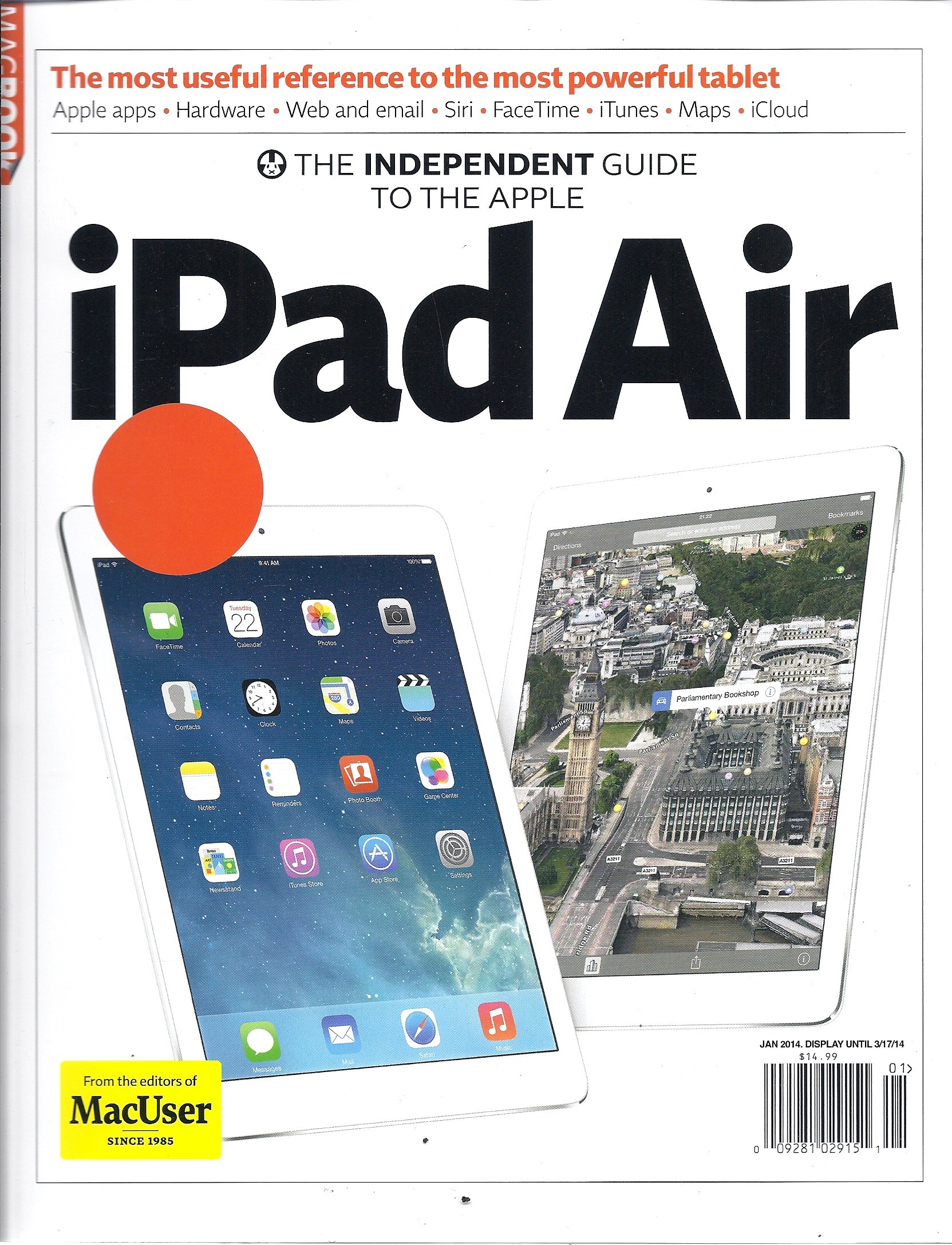 The Independent Guide to the iPad Air (January 2014) pdf